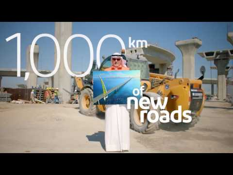 #NewKuwait is building for the future. A solid, strong, and smart infrastructure
