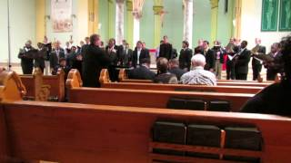 Men of Song Chorus - Dona Nobis Pacem