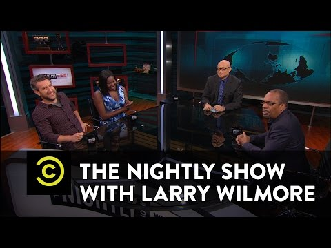 The Nightly Show - Pape Pope vs. The Confederate Flag
