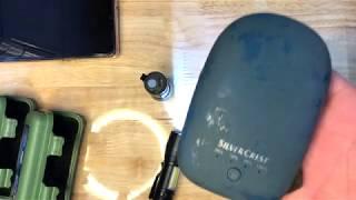 Review đèn pin siêu sáng led mini H352