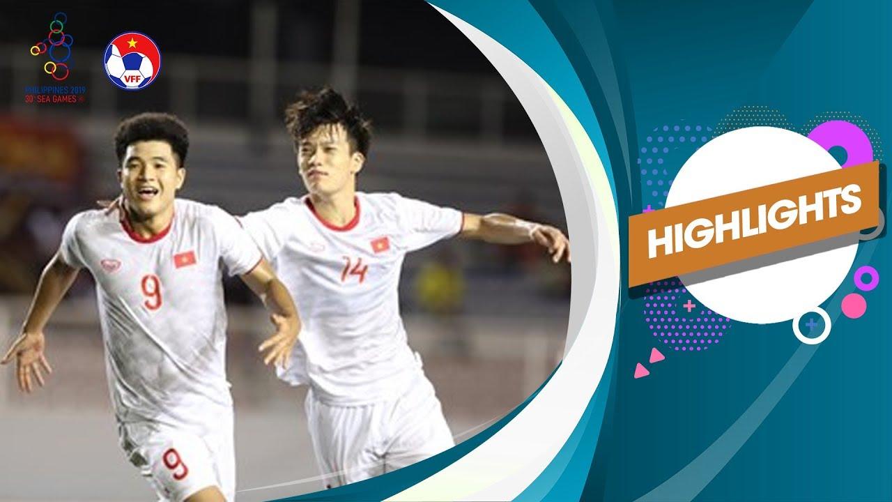 Xem lại U22 Việt Nam vs U22 Singapore, SEA Games 30 – 3/12/2019