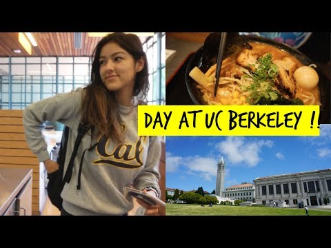 DAY IN MY LIFE | UC BERKELEY