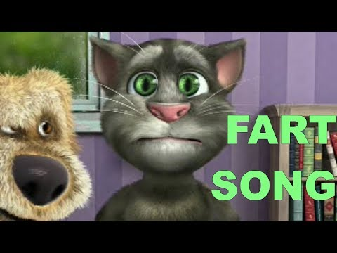 💤FART SONG BY TALKING BEN FOR TALKING TOM💤