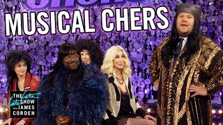 Musical Chers w/ Cher & William H. Macy