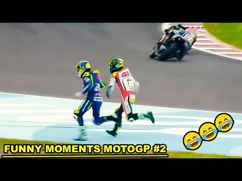 Funny Moments MotoGP #02 |  Motogp2020 |  Motogp Funny | Motogp Best Funny Moment