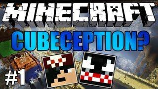 Minecraft: Cubeception #1 - Salvar o Mundo!