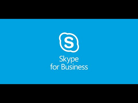 How to Use Skype for Business Full Tutorial from YouTube · Duration:  47 minutes 50 seconds