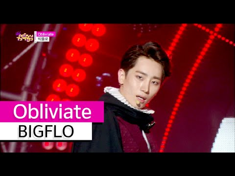 [HOT] BIGFLO - Obliviate, 빅플로 - 오블리비아테, Show Music Core 20151017