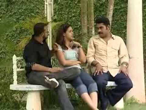 Jayasurya- Bhavana-Suraj Funny Interview,MUST WATCH :D