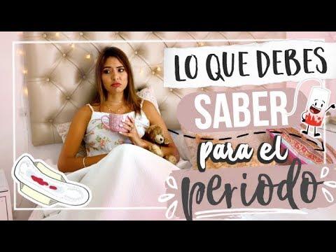 HACKS PARA SOBREVIVIR EL PERIODO| Valeria Basurco