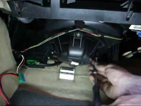 fuse box in renault megane 2004 fallo ventilador peugeot 607   climatizador youtube  fallo ventilador peugeot 607   climatizador youtube