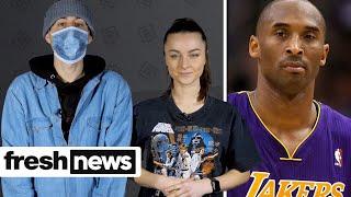 Kobe Bryant je mŕtvy | Dorazí vírus z Číny na Slovensko? (Freshnews)