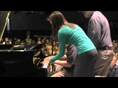 Stephanie Trick, Bob Seeley, Craig Brenner - Boogie Finale