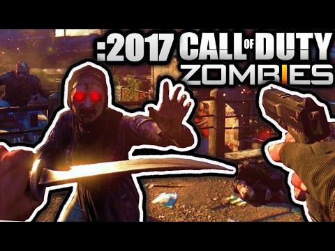NEW Call of Duty 2017: Zombies Leaked Info...? No Advanced Warfare 2 Exo Zombies? COD 2017 Zombies?