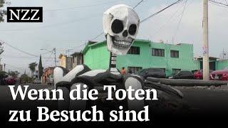 Mexiko feiert den Tag der Toten
