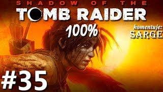 Zagrajmy w Shadow of the Tomb Raider (100%) odc. 35 - Świątynia Kukulkana