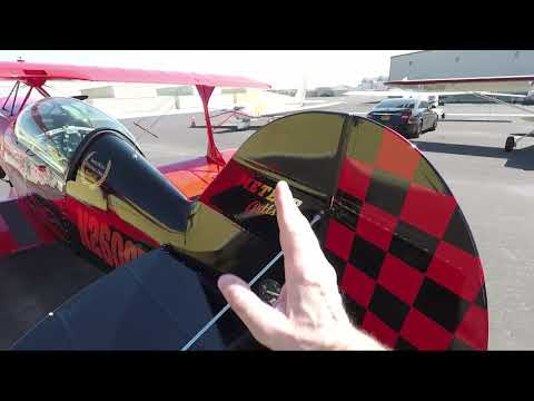 How to Pre-flight the Pitts Special
