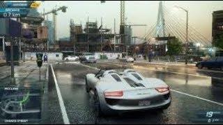 اسطورة سباق السيارات لعبة Need For Speed 2018 Most Wanted بحجم 600MB بدون انترنت للاندرويد   YouTube