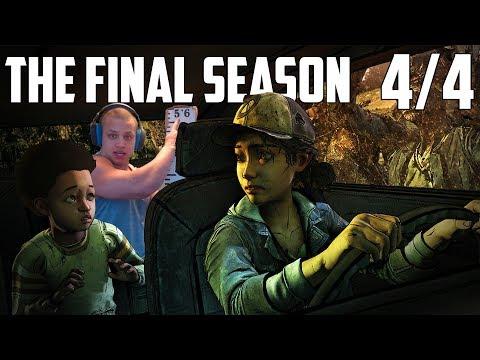Tyler1 Plays The Walking Dead: The Final Season [4/4]