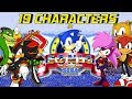 19 characters in Sonic 1 | Sonic the hedgehog ⮚ Walkthrough
