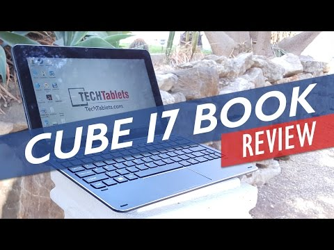 Cube i7 Book Review (In-Depth) With Benchmarks, Gaming, Thermals & Remix OS Test