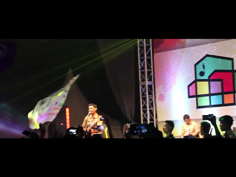 Asmara tunas kelapa  Festival Wirakarya band pramuka indonesia The munk band