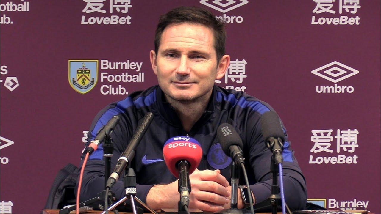 Download Burnley 2-4 Chelsea - Frank Lampard Full Post Match Press Conference - Premier League