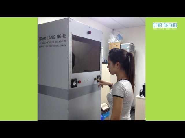 Hệ thống Tiếp nhận và Xử lý Thông tin trợ giúp Y tế