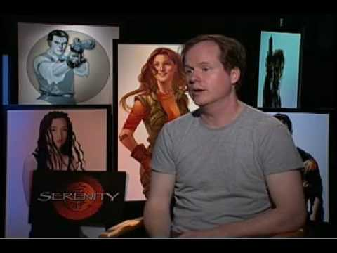 Joss Whedon Interview For Serenity