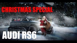 Christmas Special |Audi RS6| TIMELAPSE by RP.DESIGN