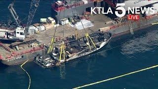 coast-guard-salvage-crew-remove-dive-boat-conception-from-waters-near-santa-cruz-island
