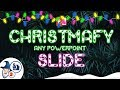 How to Christmafy Any PowerPoint Slide