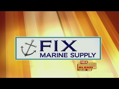 Marine Minute - Fix Marine Supply: Inspect your boat lift-cables often 07/13/2015