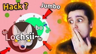 Win Agar.io with this Trick !!