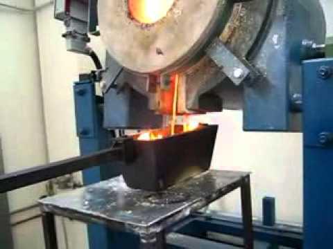 VIDEO 10 ROL 40 Ingots melting Fusione lingotti