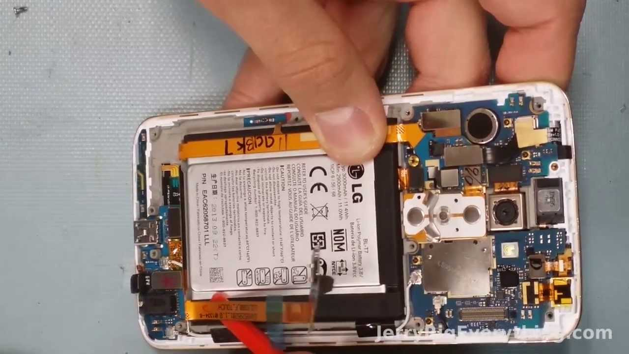 Lg G2 Screen Repair Charging Port Fix Battery Replacement Full Pin Atx Motherboard Diagram On Pinterest Teardown Video Youtube