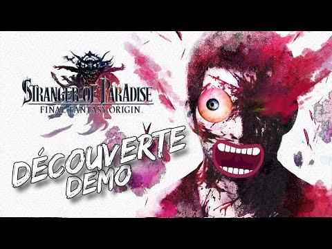DECOUVERTE – Stranger of Paradise FINAL FANTASY Origin (PS5)