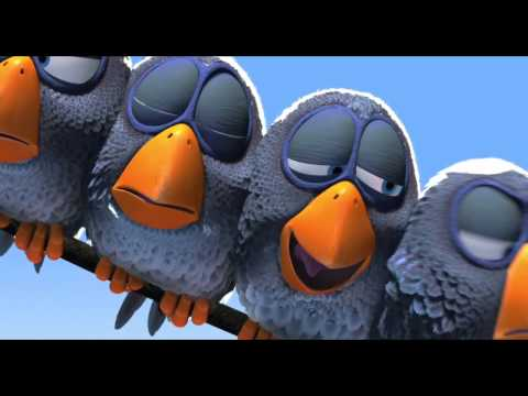 [HD] Pixar - For The Birds | Original Movie from Pixar