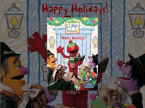 Sesame Street: Elmo's World: Happy Holidays!