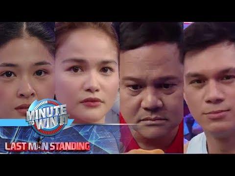 Minute To Win It - Elisse, Zeus, Yam at Bayani, ipinakita kay Judy Ann ang kanilang dramatic looks