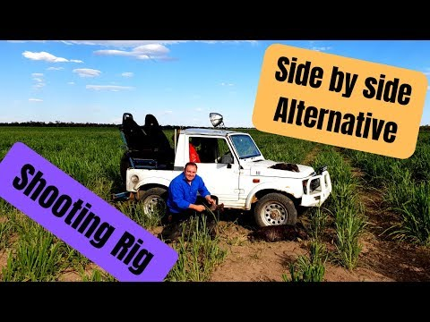 Dedicated Hunting Rig Overview - Side By Side Alternative $1400