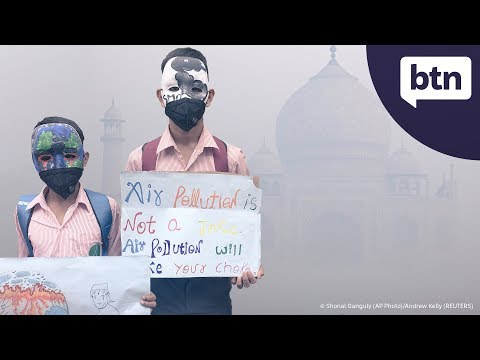 India Air Pollution - Behind the News