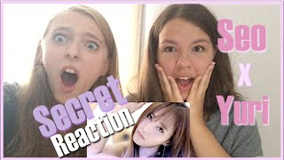 "[STATION] Yuri & Seohyun ""Secret"" MV Reaction ☆Leiona☆"