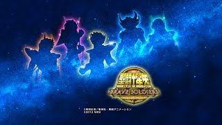 [PS3] Saint Seiya Brave Soldiers Knights of the Zodiac (Gameplay)