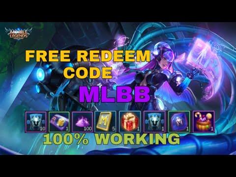 MOBILE LEGENDS BANG BANG (MLBB) |FREE REDEEM CODE 2019 ...