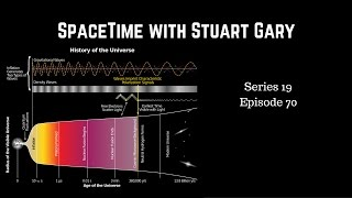 Cosmological inflation - A new test explained - SpaceTime with Stuart Gary S19E70