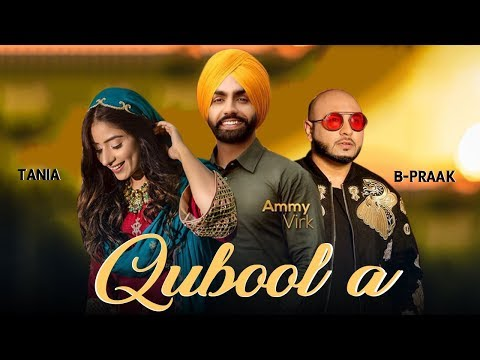 qubool-a-|-ammy-virk-|-b-praak-|-jaani-|-tania-|-new-punjabi-song-update-|-sufna-movie-songs-|-gabru