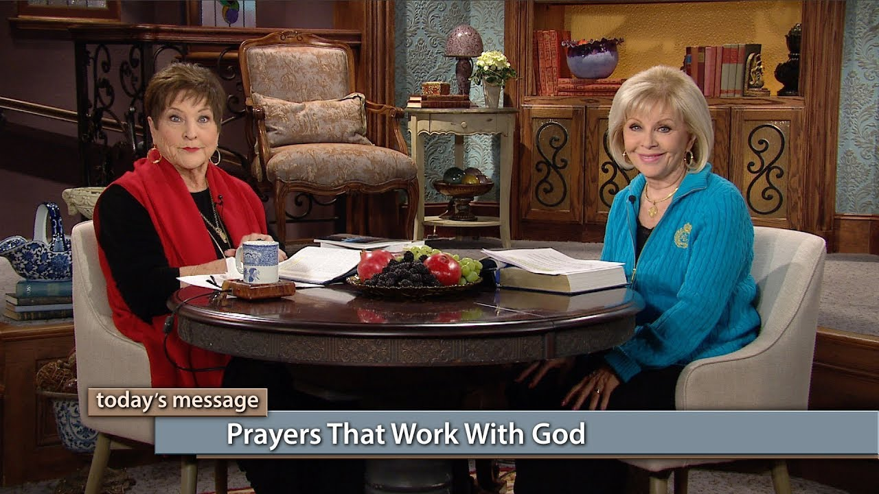 Prayers That Work With God | Kenneth Copeland Ministries