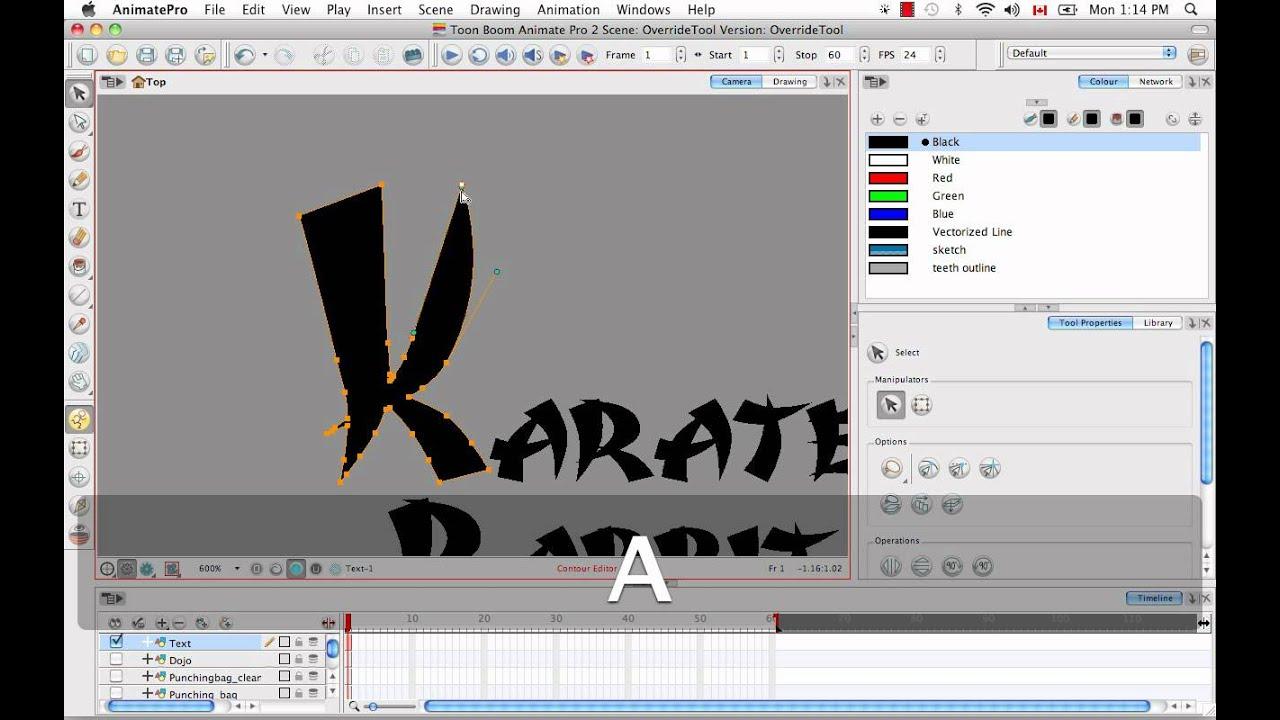 Toon Boom Animate Pro 2 Video Tutorials
