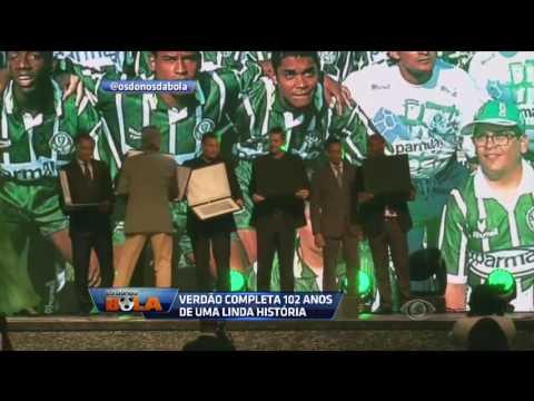 Velloso Conta Detalhes Sobre A Festa De Comemoração Do Palmeiras